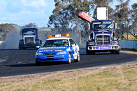 SuperTrucks @ Winton 26/27 Sep 2015