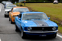 Extras (mostly Mustangs) from Island Classic 2015