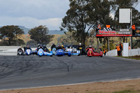 Sidecars @ Winton 30/31 May 2015